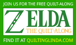 Zelda: The Quilt-Along
