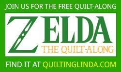Zelda: The Quilt-Along