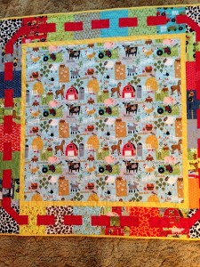 Jelly Roll 171 Quilting Linda