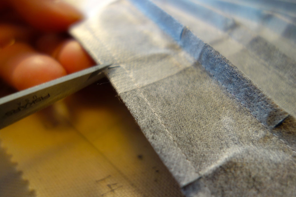 Clipping Interfacing